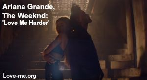 Ariana Grande The Weeknd Love Me Harder Lyrics