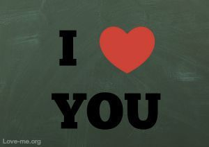 I love you very much quote image