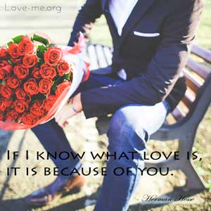 If-I-know-what-love-is,-it-is-because-of-you-quote-image