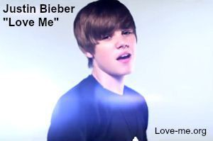 Justin Bieber Love Me Lyrics